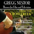Cross Creek: Theme From The Motion Picture For Flute And Guitar (Leonard Rosenman)