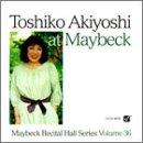 Live At Maybeck Recital Hall, Vol. 36