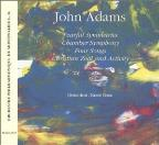 Adams: Fearful Symmetries, Chamber Symphony, etc / Bosc, etc