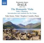 Benjamin James Dale: The Romantic Viola