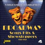 Broadway Songs Hits & Showstoppers