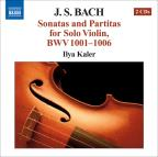 Bach: Sonatas And Partitas For Solo Violin BWV 1001-1006