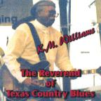 Reverend of Texas Country Blues