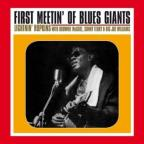 First Meetin' Of Blues