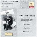Vocal Archives - Enrico Caruso - The Verdi Recordings Vol 1