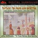 Debussy: Fantasie for Piano & Orchestra / Martinon, et al