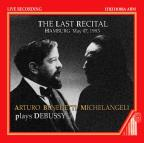 Arturo Benedetti Michelangeli plays Debussy: The Last Recital