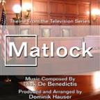 Matlock - Theme From The Television Series (Dick De Benedictis)