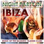 Night Party In Ibiza. Music Of The Balearic Islands Clubs