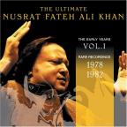 Ultimate Nusrat Fateh Ali Khan Vol. I: 1978-1982