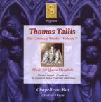 Thomas Tallis: Music for Queen Elizabeth