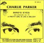 Bird Eyes, Vol. 15