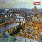Rachmaninov: Trio in G minor, Elgiaque; Tchaikovsky: Piano Trio in A minor, Op. 50