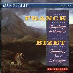 Franck: Sym In D Minor / Bizet: Sym No 1