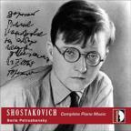 Shostakovich: Complete Piano Works
