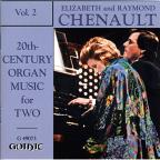 Twentieth Century Organ Music for Two, Vol. 2