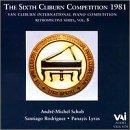 Van Cliburn Competion 1981