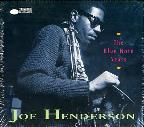 Joe Henderson:Blue Note Years