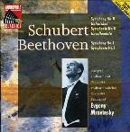 Schubert: Sym No 8 / Beethoven: Sym No 1