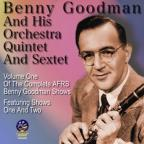 Complete AFRS Benny Goodman Shows, Vol. 1