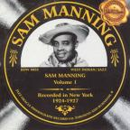 Sam Manning 1924-1927 Volume 1