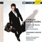 Saint-Saens: Complete Works for Cello & Orchestra