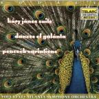 Kodaly: Hary Janos Suite; Dances of Galalanta; Peacock Variations