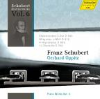 Schubert: Piano Works, Vol. 6