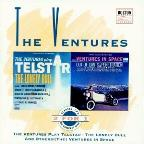 Ventures Play Telstar -- The Lonely Bull and Others /(The) Ventures in Space