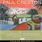 Paul Creston: Janus; Violin Concerto No. 2; Symphony No. 4