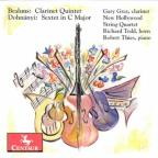 Brahms: Clarinet Quintet; Dohnanyi: Sextet in C major