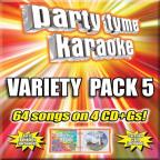 Party Tyme Karaoke: Variety Pack, Vol. 5