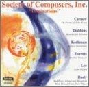 Society Of Composers Inc - Inspirations