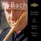 Bach: Sonatas for 2 Flutes and Continuo