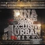 Pina Records Present #1 Exclusive Urban Remixes