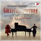 Richard Wagner: Gotterdammerung (Transcriptions for Two Pianists)