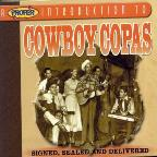 Proper Introduction To Cowboy Copas: Signed, Sealed And Delivered