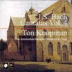 J.S. Bach: Cantatas, Vol. 4