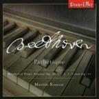 Beethoven Piano Sonatas, Vol. 1: Pathetique - Opp. 10 & 13