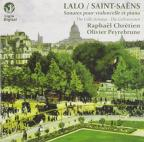 Lalo, Saint-Saens: The Cello Sonatas