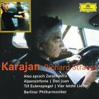 R. Strauss: Zarathustra; Don Juan; 4 Last Songs, etc.