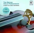 British Cello Phenomenon: A Survey of 29 Great Performers