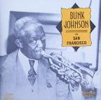 Bunk Johnson in San Francisco