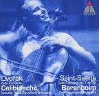 Dvorák: Cello Concerto; Saint-Saëns: Cello Concerto No. 1, Op. 33