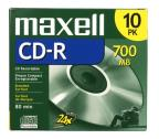 CD-R - 700MB, 10 Pack