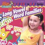 Long Vowel Word Families CD & DVD