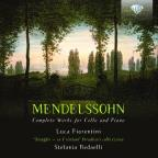 Mendelssohn: Complete Works for Cello & Piano
