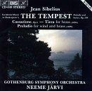 Sibelius: The Tempest Suites, etc.
