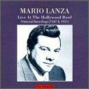 Mario Lanza: Live At Hollywood Bowl