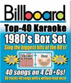 Billboard Top 40 Karaoke: 1980s